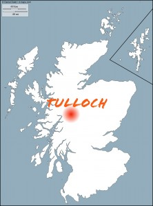 Tulloch location